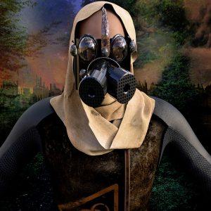 就寝時のマスク