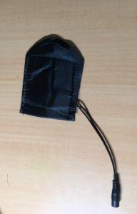 ヒーター(電熱手袋)配線長さ